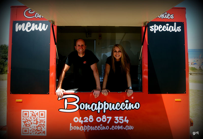 Bonappuccino Mobile Coffee Trailer